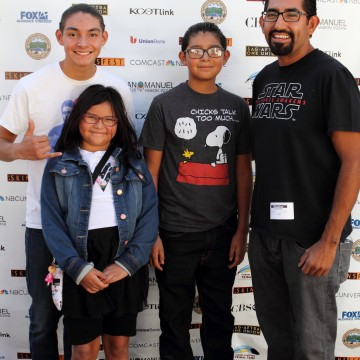 YOUTH FILM WORKSHOP9th Annual LA SKINS FEST