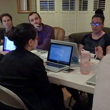 2016 NATIVE AMERICAN TV WRITERS LAB - DAY TWO