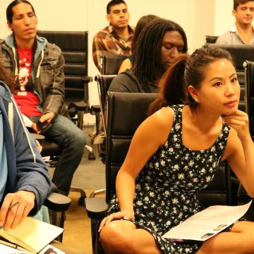 2016 Native American ACTORS AUDITION WORKSHOP