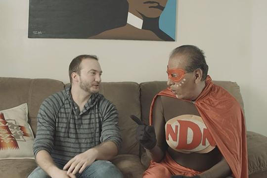The Incredible Brown NDN